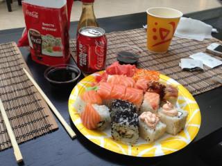 Миф 3: Вы можете отравиться ртутью, поев суши
